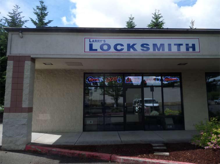 Larry's Locksmith Service | Salem, OR